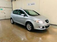 Seat altea 1.6 stylance in immaculate condition low mileage 1 years mot full service history