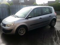 2005 RENAULT SCENIC 1.4 PETROL, LONG MOT, LOW MILES, FREE DELIVERY - P/X, TRADE INS, SWAPS WELCOME