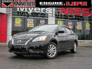2015 Nissan Sentra SV, HEATED SEATS, ONLY 16,825KM!! WOW