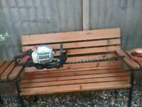 Chain saw petrol