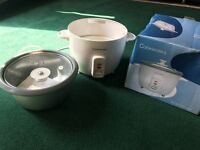 NEW, CHEAP COOKWORKS RICE COOKER