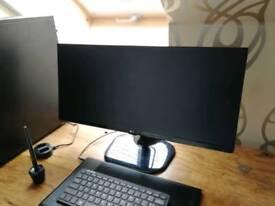"""LG 25"""" IPS FHD Ultrawide Monitor 25UM58"""