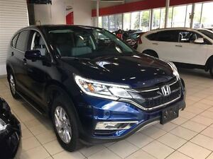 2016 Honda CR-V EX-L | PUSH START | LEATHER | SUNROOF | ALLOYS |