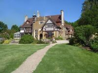 General Assistant and House keeper required for Country House Hotel