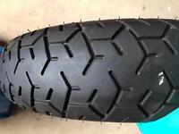 Michelin motorcycle tyre. 160/60zr17