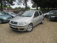 FIAT PUNTO DIESEL 1.3 3 DOOR 1 YEAR MOT HPI CLEAR WARRANTED MILEAGE EXCELLENT ENGINE AND GEARBOX