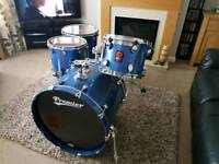 Premier classic series drum kit