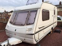 2 berth Caravan Abbey Maverick 2004