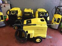 KARCHER HDS 500 HOT COLD PRESSURE WASHER STEAM CLEANER CAR JET TRUCK WASH 240V