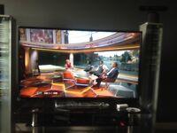 "50"" hitachi smart led television"
