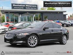 2015 JAGUAR XF LUXURY 2.0L |NAV|PARKASSIST|WARRANTY|NOACCIDENT