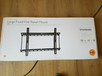 "Large sturdy TV mount bracket up to 63"" . BRAND NEW still in box."