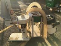 Extractor workshop joiner Carpenter extraction