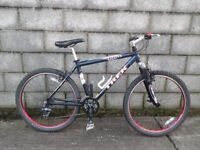 mens mountain bike TREK 26''