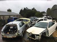 Honda yard parts clear out! Civic accord Integra Del sol jazz crv prelude crx etc