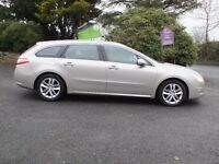 Peugeot 508 SW Estate 1.6 e-HDi Active EGC 5dr Automatic, trade in considered, credit cards accepted