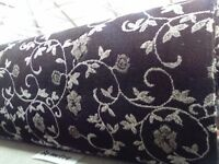 Carpet woven wilton