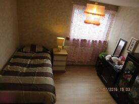 spacious single room in a well decorated two-bedroom flat ALL BILL INCLUDED