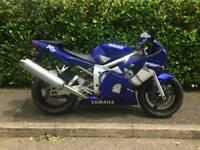 Yamaha R6 5EB 2000 low mileage
