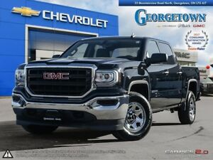 2017 GMC Sierra 1500 CREW CAB|4X4|REARVIEW CAMERA|BLUETOOTH|T...