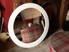 Large gloss mirror