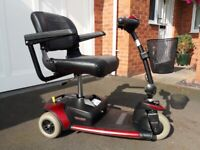 Mobility Scooter. Pride GoGo Elite Traveller. VGC. Disabled Scooter