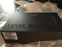 Samsung Level Box Slim brand new