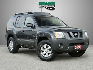2008 Nissan Xterra Off Road  Excellent Condition