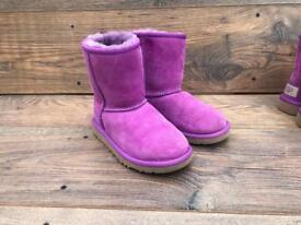 Ugg boots kids size 10