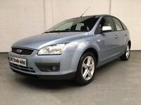 2005 FORD FOCUS 1.6 ZETEC 5dr **FULL YEARS MOT**