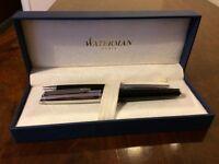 Waterman Pen Set,