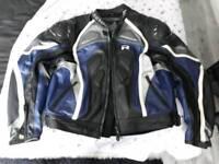 Richa mens motor bike leathers