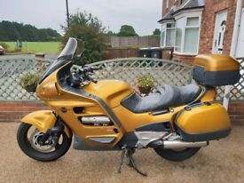 Honda Pan European ST1100 Motorbike - special 50th Anniversary Model