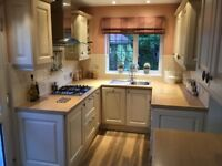 Carl Joseph Kitchen with some NEFF appliances plus table as shown in photos