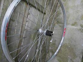 "NEW mountain bike 26"" rear wheel Mach MX shimano 7 speed - back"