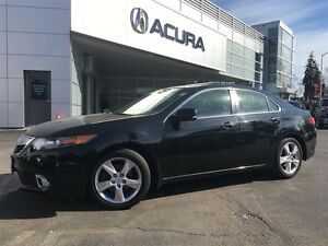 2012 Acura TSX PREMIUM | 1OWNER | AUTO | LEATHER | SUNROOF |