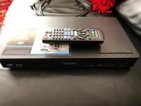 Panasonic DMP BDT180 Blueray / DVD player Only used a couple of times in perfect working