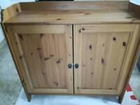 Bargain* Ikea Leiksvik Dresser