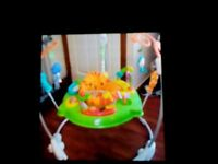 Fisher Price Baby Jumperoo vgc