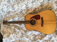 Fender Acoustic Guitar DG-14S NAT