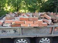 Reclaimed Belfast brick
