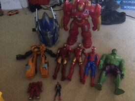 Avengers bundle inc interactive iron man
