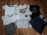 boys 12 -18 months summer bundle