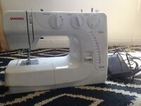 JANOME J3-24 Sewing Machine (BARELY USED!)