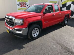 2016 GMC Sierra 1500 Super Cab, Bed Liner, 4x4, 37,000km