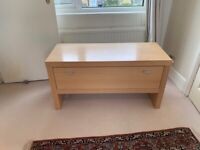 TV Console with single drawer