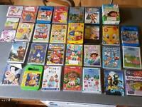 CHILDREN'S DVD S