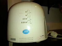 Prem-I-Air HEPA Air Cleaner With Ioniser and Timer