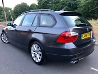 58 BMW 320d EDITION SE TOURING ESTATE 2.0d 177 bhp••FULL LEATHER INTERIOR••