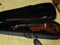 3/4 size Primavera Violin